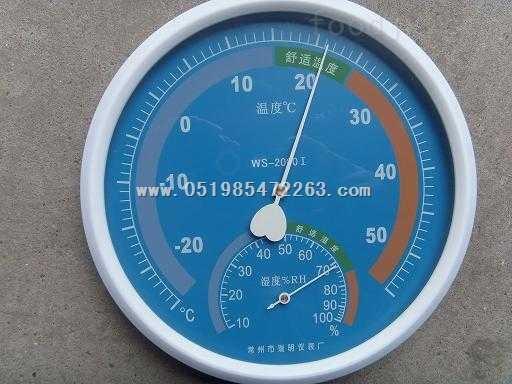 机械式温湿度计,表盘式温湿度计,指针式温湿度计,指针型温湿度计,表盘型温湿度计,机械型温湿度计