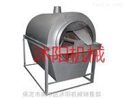 呼和浩特120斤大型瓜子炒货机-烧煤炒货机报价--质保一年