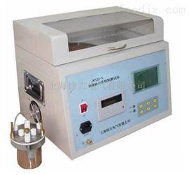 沈阳特价供应DCYJS-S绝缘油介质损耗测试仪