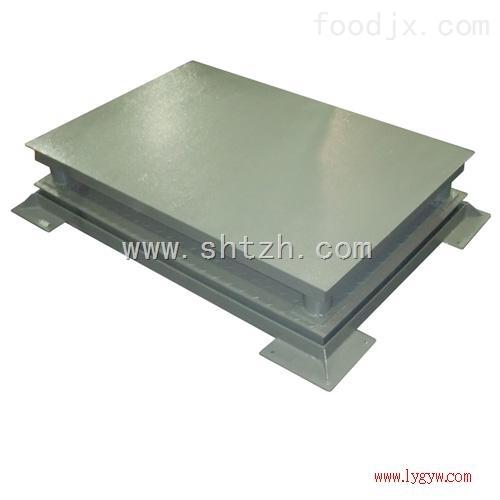 上海单层小地磅3吨商场便携秤重的选择