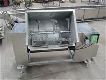 大型蔬菜螺桿高速混合攪拌機