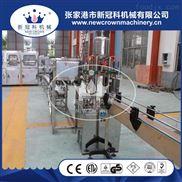 碳酸饮料生产线半自动灌装机