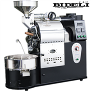 广州必德利2kg电热咖啡烘焙机 烘豆机 咖啡豆烘焙机