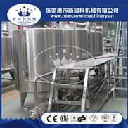 JQ-2T-果汁饮料生产线高剪切乳化调配线