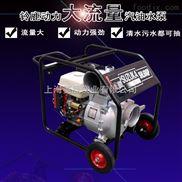6寸汽油自吸排污泵