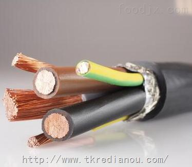 ZR-BPYJVP12R-3*120+3*16变频电缆