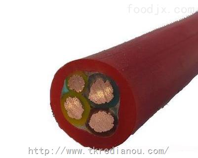 YGZ-3*10耐油防腐硅橡胶护套电力电缆