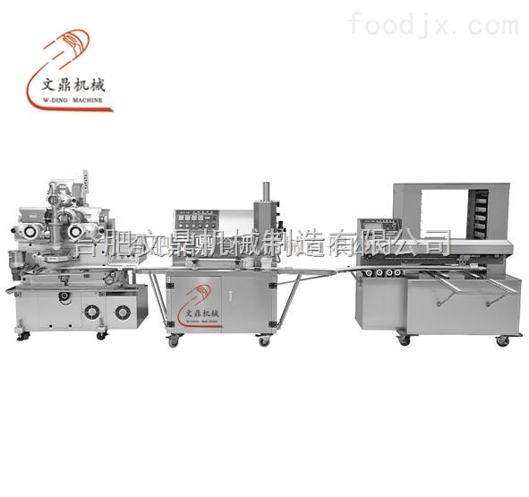 广式月饼生产线厂家