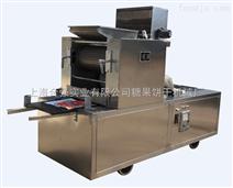 全自动撒芝麻桃酥机 饼干成型排盘机工厂