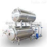 免锅炉蒸汽源水浴式调理蒸煮锅