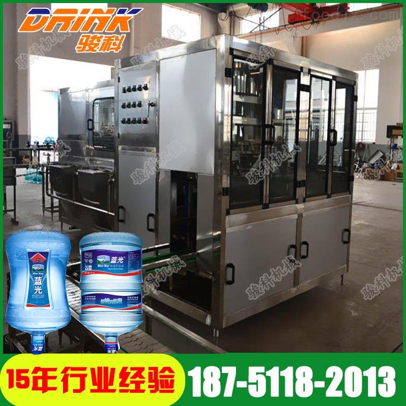 桶装水生产设备价格 桶装纯净水生产线