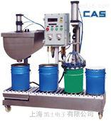 18L涂料油漆膠水自動液體灌裝機 自動放蓋