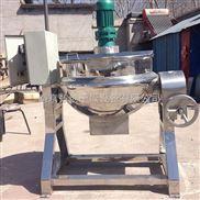 廠家直銷 全自動電加熱多頭攪拌炒鍋大型廚房設備 黃豆醬行星炒
