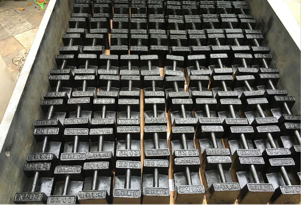 25千克砝码,手提式砝码,铸铁砝码多少钱一吨