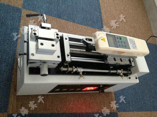 1000n卧式电动拉力测试仪