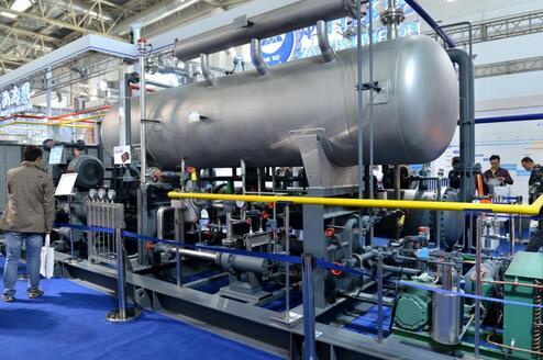 其中螺杆制冷压缩机及相关技术获得国家科技进步二等奖;二氧化碳制冷