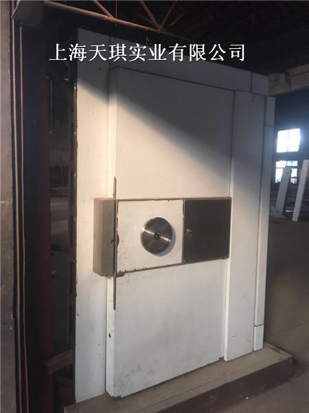 黄山应急金库门设计