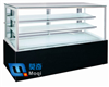DDG-3100黑色直角蛋糕柜